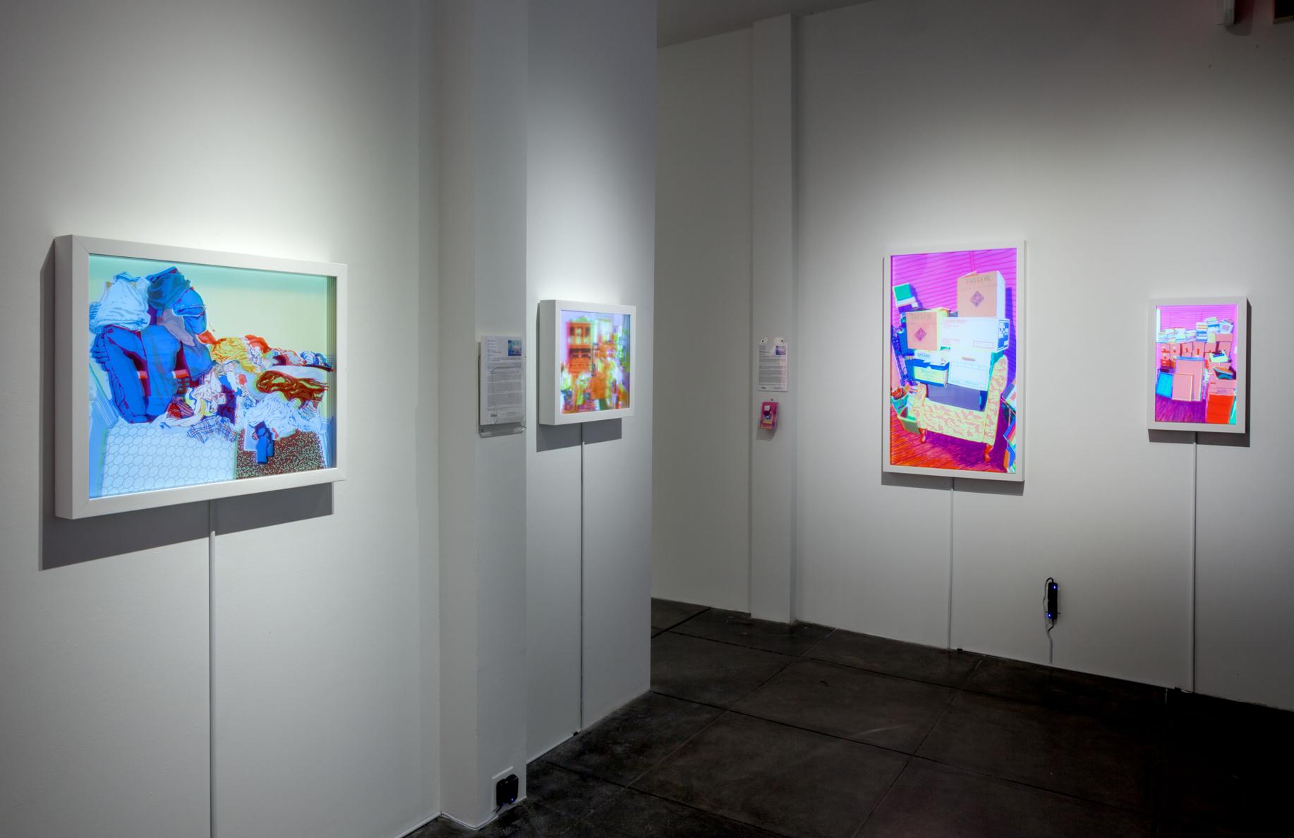 Install Shot at Jonathan Ferrara Gallery, August 2014